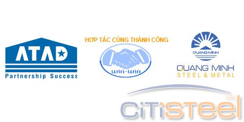 Quang Minh - ATAD Hợp tác nhiệt luyện thép s45c theo tiêu chuẩn 8.8